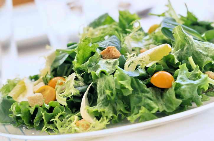 салаты из лекарственных растений