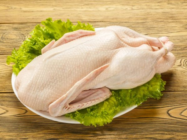Мясо этой породы очень жирное, при его чрезмерном употреблении повышается содержание холестерина