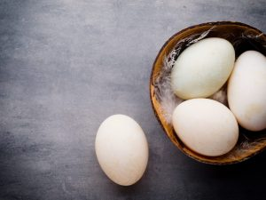 Утиные яйца