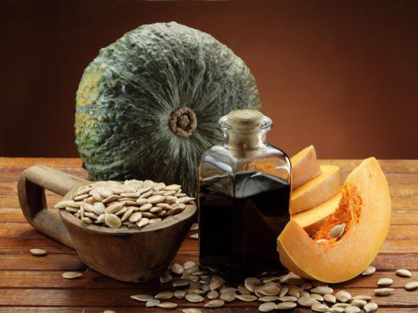 Особенности и применение тыквенного масла