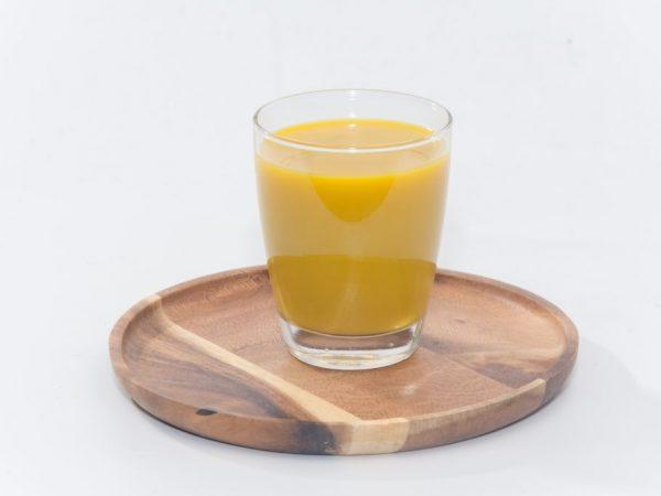 Сок насыщает организм витаминами