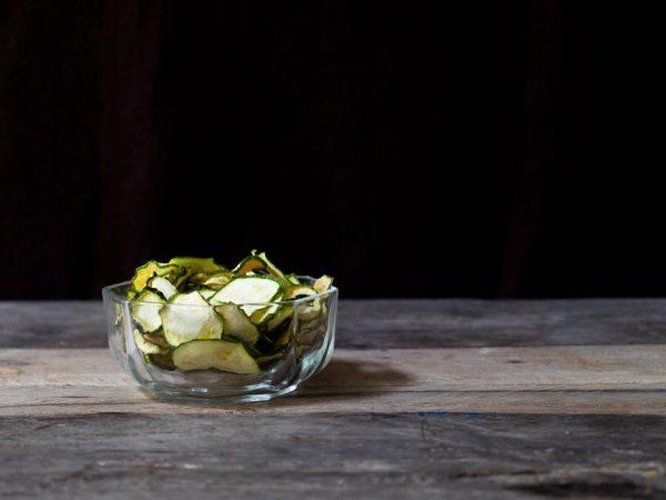 Как приготовить сушеные кабачки