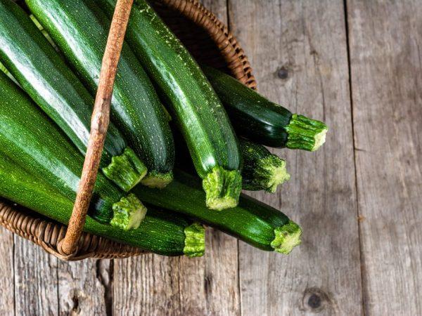 Кабачки как источник витаминов
