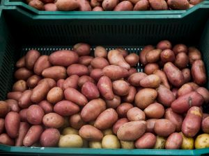Цены на картофель в 2019 году