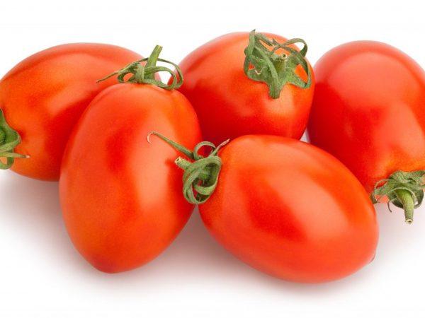 Отличные крепкие помидорки