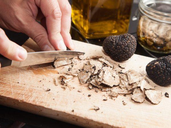Сок получают из сушеных грибов