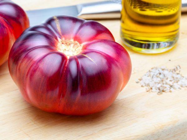 Выращивание томата Аметистовая драгоценность