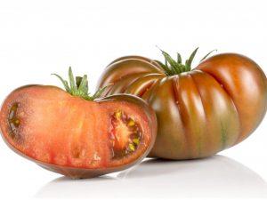 Сорт томата Черное сердце Бреда