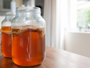 Чайный гриб —польза для мужчин и женщин