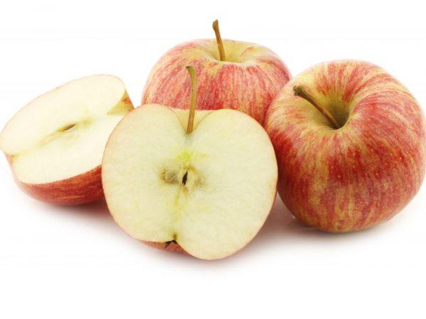Сочные и вкусные яблоки